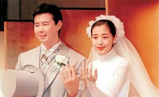 菊池桃子 ゴルファー・西川哲と結婚