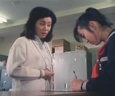 高畑淳子 スケバン刑事 出演 画像