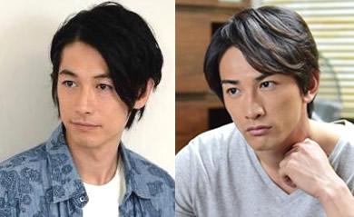 ディーン・フジオカと町田啓太(劇団EXILEのメンバー)が似ている