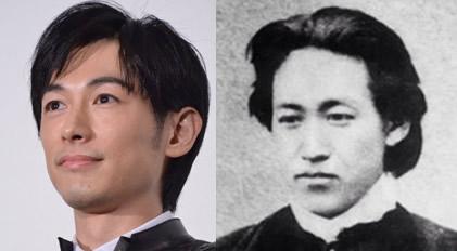 ディーン・フジオカと土方歳三(新選組副長)が似ている!