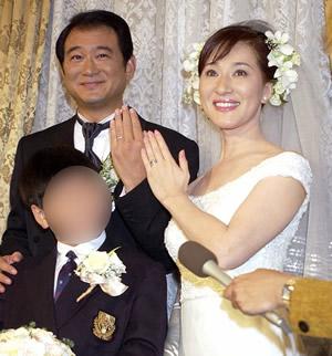 松居一代 俳優の船越英一郎と結婚
