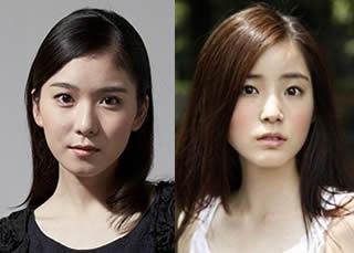 松岡茉優と女優・蓮佛美沙子は似ている?