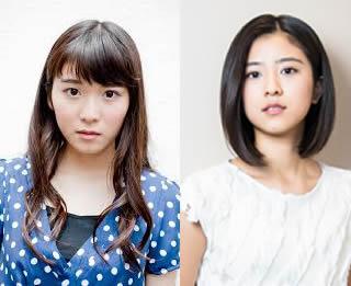 松岡茉優と女優・黒島結菜は似ている?