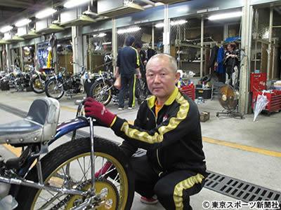 中田竜太選手 父親はオートレーサー 中田義明選手