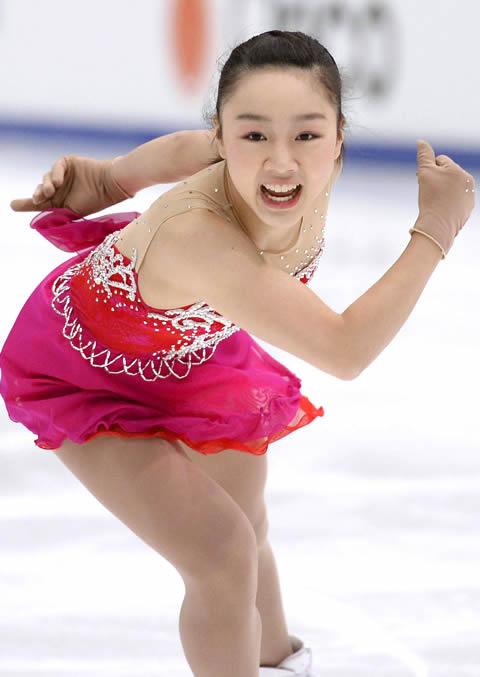 樋口新葉 女子フィギュアスケート界次世代のエースへ