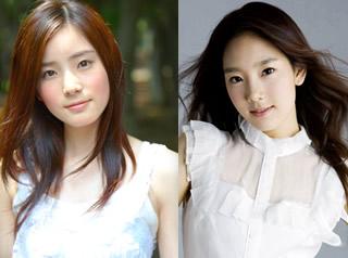 蓮佛美沙子と少女時代・テヨンは似ている?