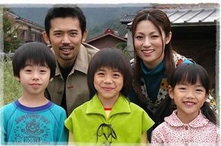 村上茉愛  TBS系ドラマ「ウメ子」で子役として出演