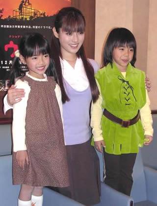 村上茉愛 子供時代、子役でドラマ出演