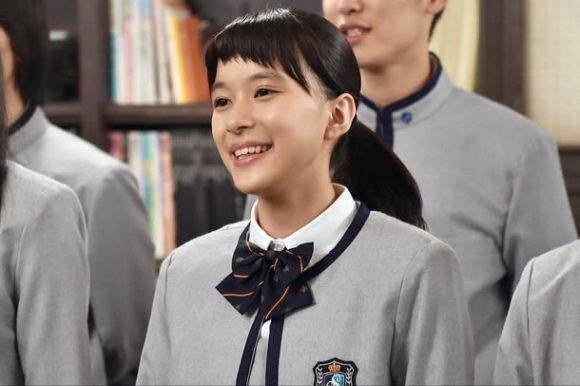 芳根京子 ドラマ「表参道高校合唱部」より