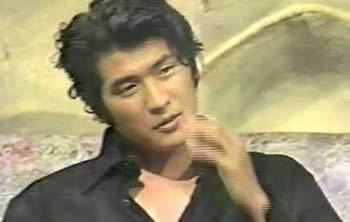 吉川晃司 1995年 30代になった若い頃の当時