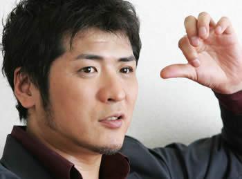 吉川晃司 2007年 40代になった当時