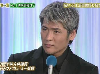 吉川晃司 2011年 40代の当時